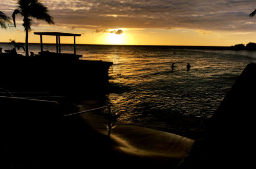 curacao-straende-jan-thiel-sunset